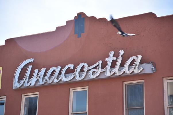 Anacostia Sign