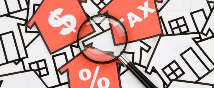 Property Tax Clip Art