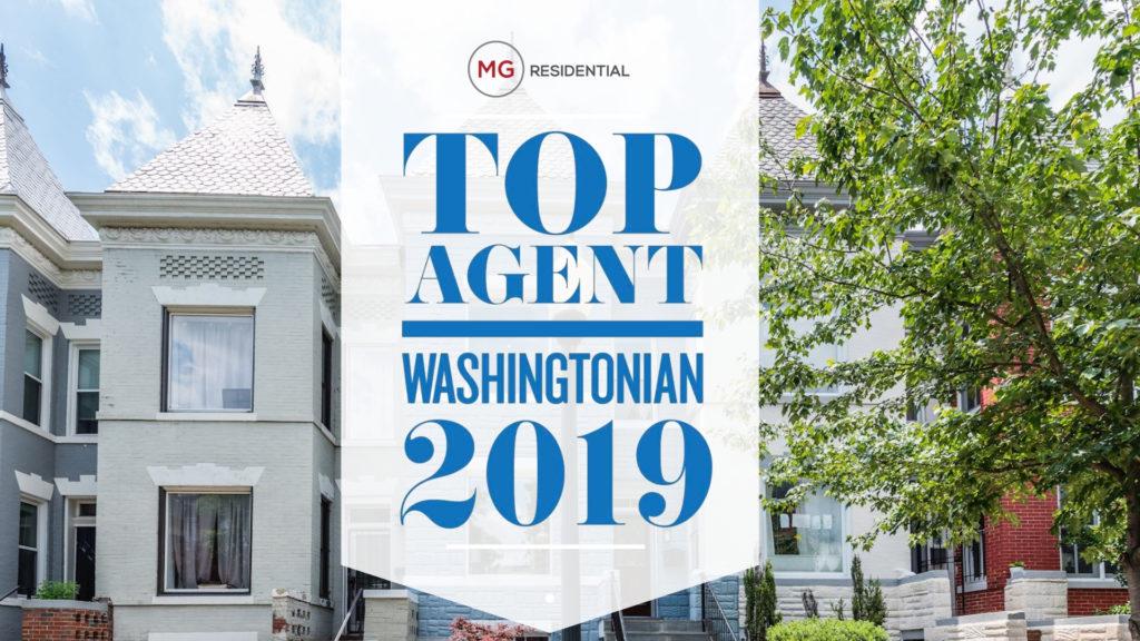 Washingtonian: Top DC Area Real Estate Agents of 2019 | The Menkiti